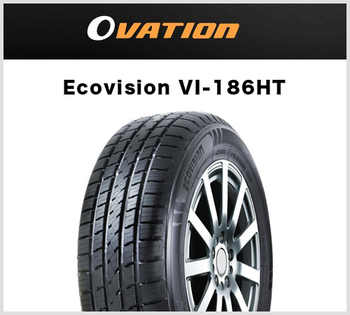 Ovation ecovision vi 186ht 235 75r15 108h - Ecovision homes ...